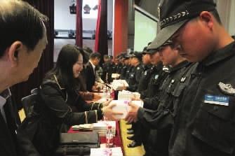 北京戎威远保安公司工会为保安员打造温馨的职工之家 工会新闻工会新闻频道