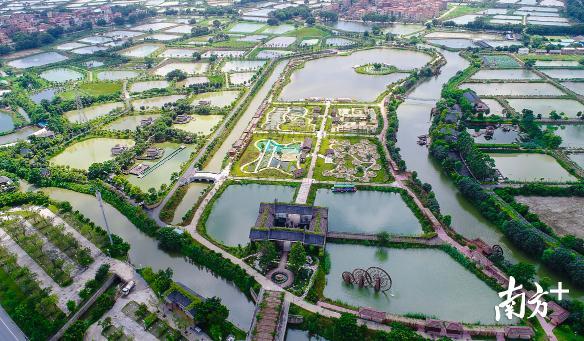 城市开放绿地快题设计
