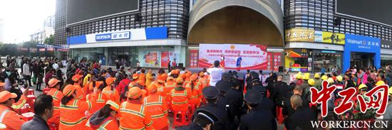 广西柳南区总举办学习宣传中国工会十七大精神文艺活动